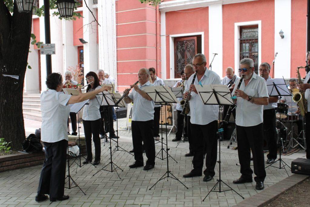 Концерт на камерен оркестър Хасково
